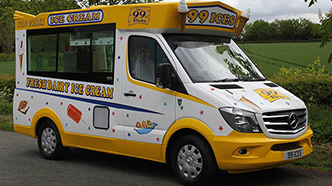 Commercial van wraps in Orlando, FL