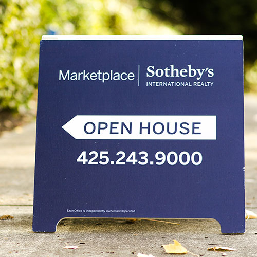 Open House Signs for Business in Orlando, FL