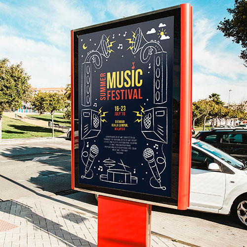 Customize outdoor signs in Orlando, FL