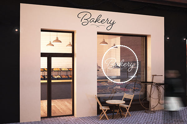 Indoor signs for bakery in Orlando, FL